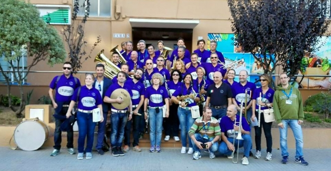 Per Filarmonica secondo posto Festival internazionale musica Malgrat de Mar