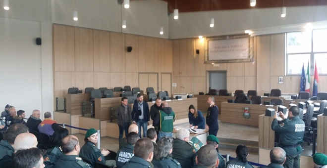 Sindaco consegna decreti per 55 guardie ambientali