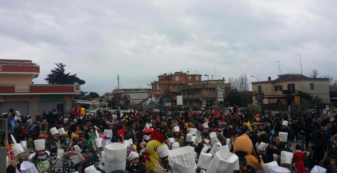 Carnevale, tutti in piazza a Tor San Lorenzo