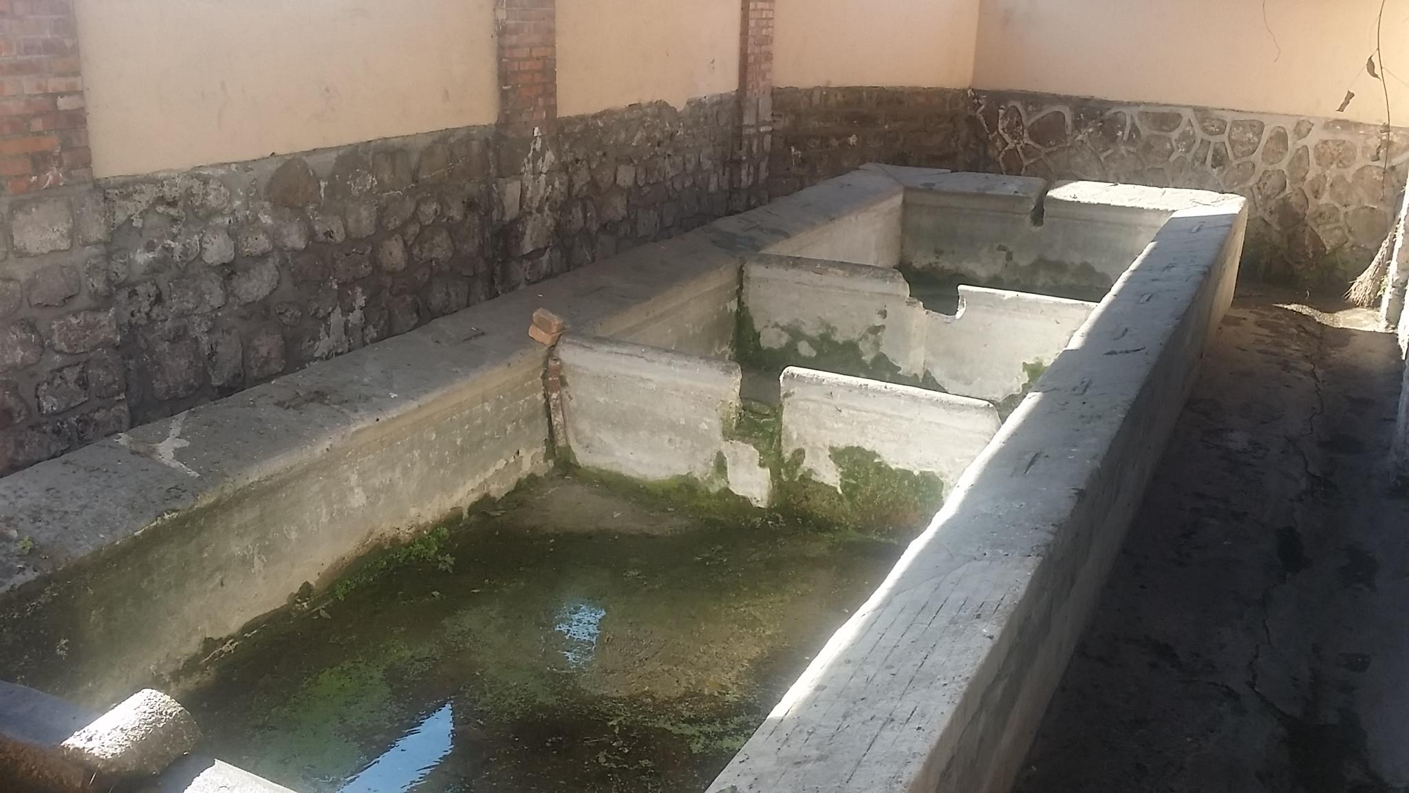 Ardea, ripulito dal degrado il Fontanile di Santa Marina