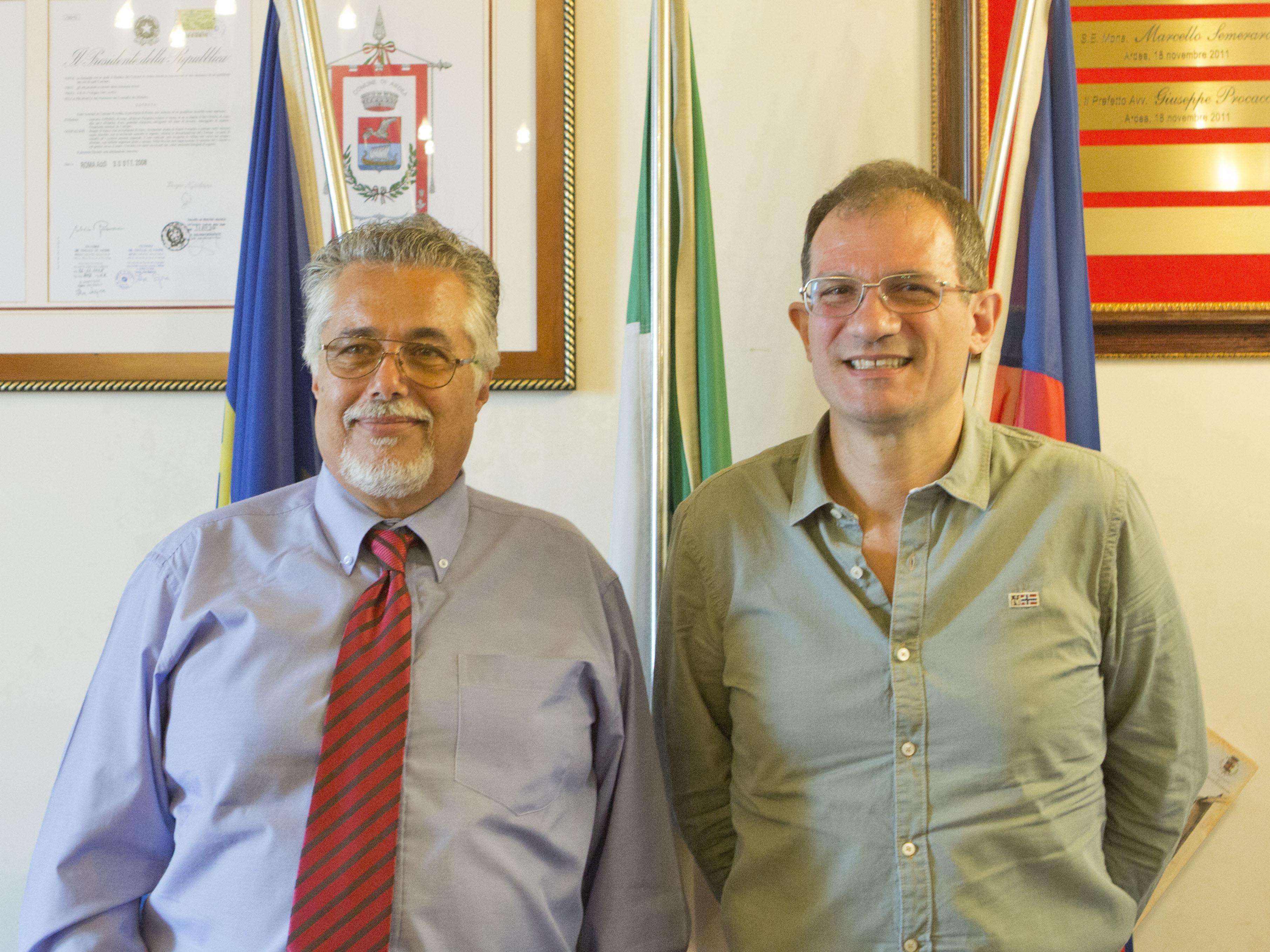 Mario Savarese nuovo sindaco di Ardea