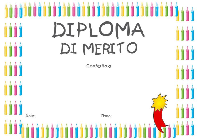 Consegna diplomi di merito – 27 ottobre 2019