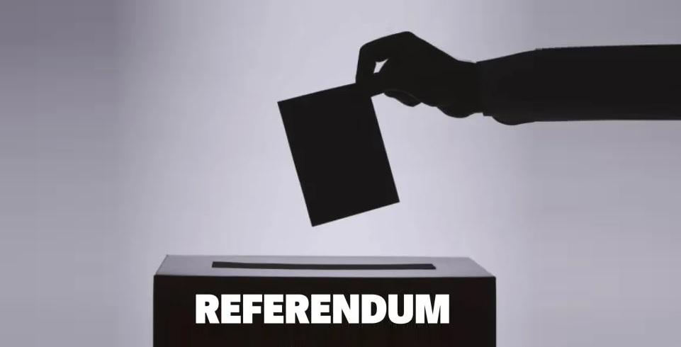 Raccolta firme per la richiesta di referendum di cui all'art. 138 dellaCostituzione