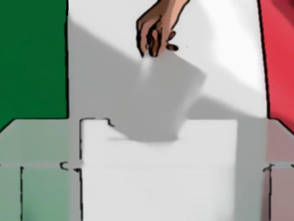 Modello per l'opzione per gli elettori residenti all'estero per il voto in Italia (Referendum indetto per il giorno 29 marzo 2020).