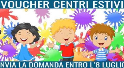 VOUCHER CENTRI ESTIVI ED ATTIVITA' EDUCATIVE REGIONE LAZIO