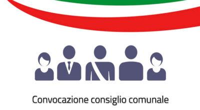 Convocazione consiglio comunale in seduta ordinaria martedì 28 luglio 2020 ore 17:00