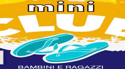 DAL 25.09 – HOFF BEACH: SERVIZIO GRATUITO CENTRO ESTIVO PER BAMBINI 3-10 ANNI