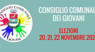 Consiglio comunale dei Giovani: indizione elezioni