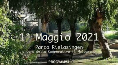 1-2 MAGGIO 2021: APERTURA STRAORDINARIA PARCO RIELASINGEN