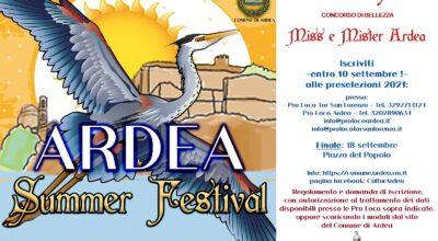 ARDEA SUMMER FESTIVAL 2021